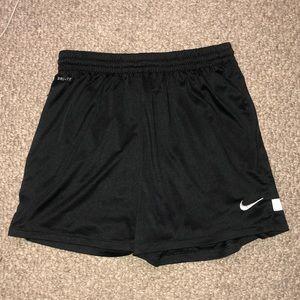 NIKE dryfit shorts size SMALL